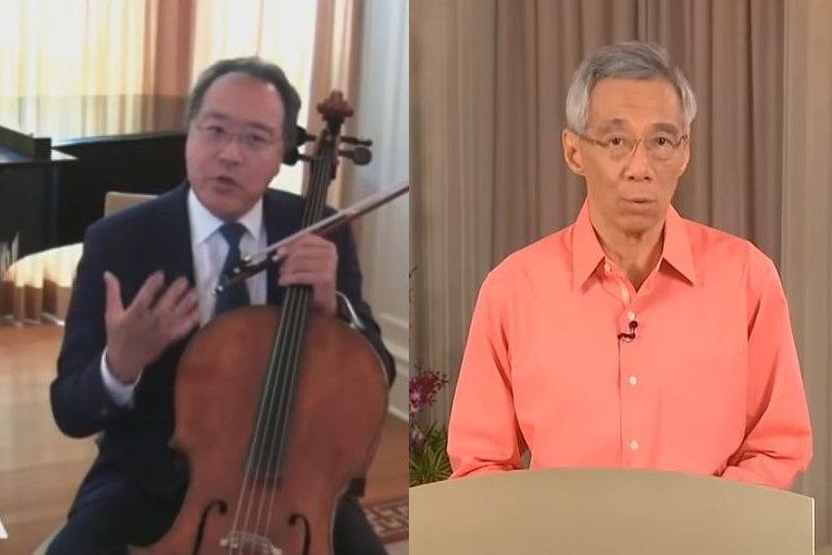 英文和中文的口語表達技巧沒差別 – 從大提琴家馬友友和新加坡總理李顯龍的講話看中英文口語表達